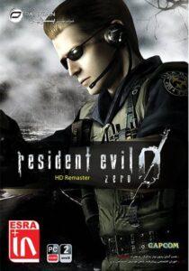 خرید بازی Resident Evil Zero HD Remaster